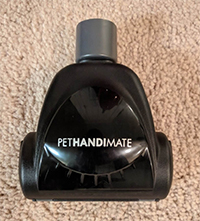 Panasonic PetHandiMate attachemnt front