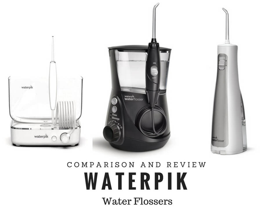 Waterpik intro image