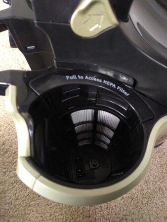 Shark P50 HEPA Filter