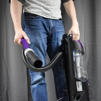 Standard Hose with No Attachments on Lift-Off canister