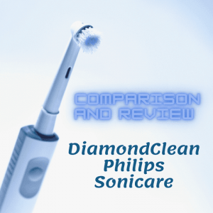 Comparison And Review DiamondClean Philips Sonicare