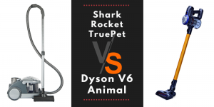 Shark Rocket Ultra-Light vs dyson v6 motorhead