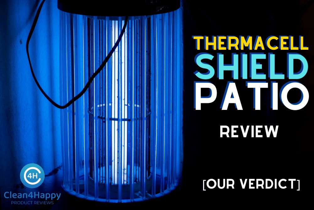 Thermacell Shield Patio Review [Our Verdict]