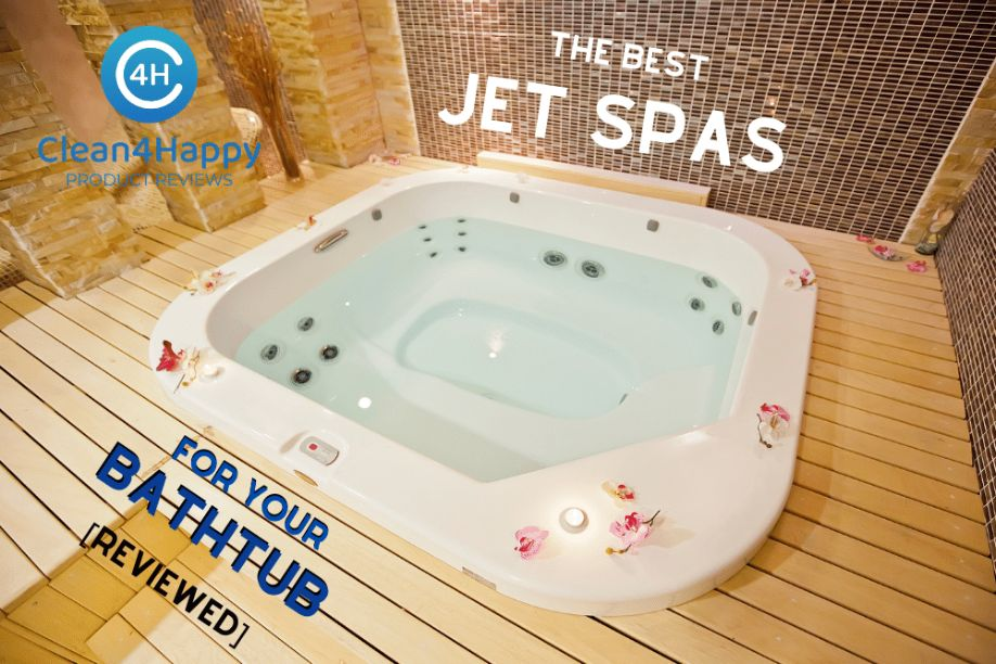 The Best Jet Spas for your Bathtub [Reviewed]